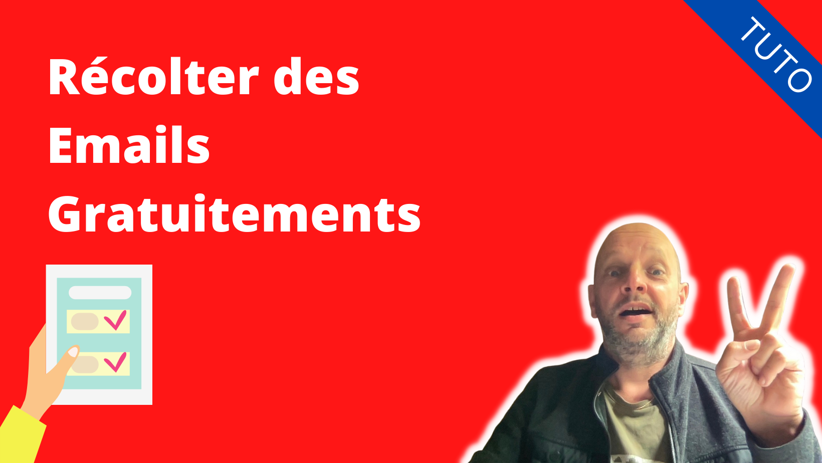 récolter emails